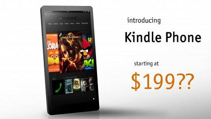 آمازون Kindle Phone